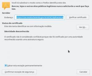 eCAC Firefox - Acessando o eCAC da Receita Federal com o Firefox-02
