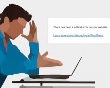 Erro crítico no wordpress com cloudflare