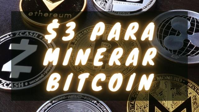Ganhe 3 dólares agora para minerar Bitcoins de graça-640